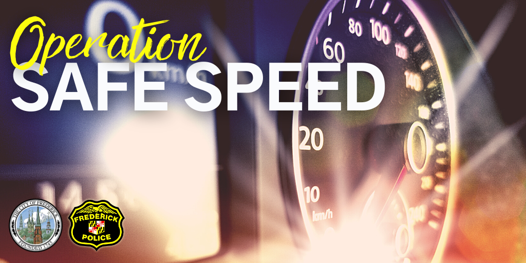 Operation Safe Speed Odometer Visual
